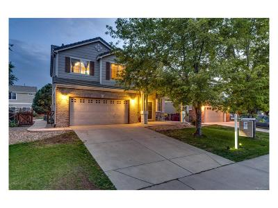 Brighton Single Family Home Under Contract: 14812 East 119th Avenue