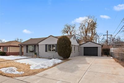 Arvada Single Family Home Active: 8640 West 55th Drive