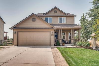 Monument Single Family Home Under Contract: 272 Misty Creek Drive