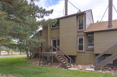 Boulder Condo/Townhouse Active: 4482 Greenbriar Boulevard