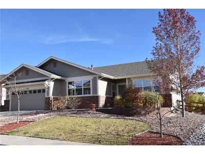 Colorado Springs Single Family Home Active: 723 Witchhazel Court