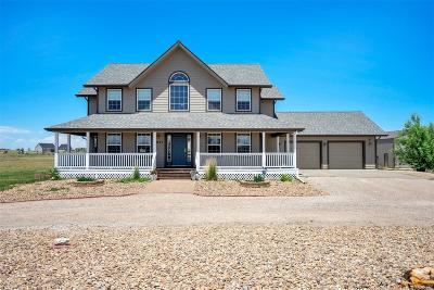 Fort Lupton Single Family Home Under Contract: 4091 Falcon Drive