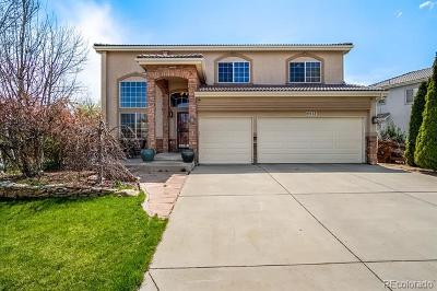 Broomfield County Single Family Home Active: 4557 Maroon Circle