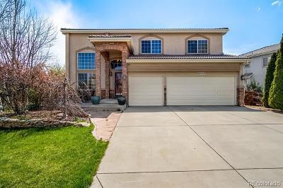 Broomfield Single Family Home Active: 4557 Maroon Circle