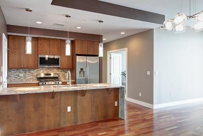 Denver CO Condo/Townhouse Active: $625,000