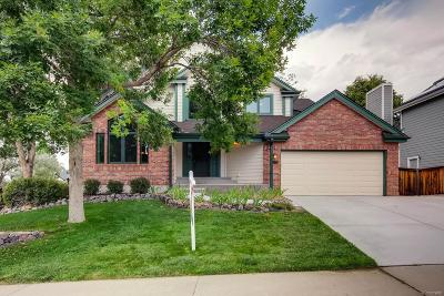 Highlands Ranch Single Family Home Active: 1131 Beacon Hill Drive