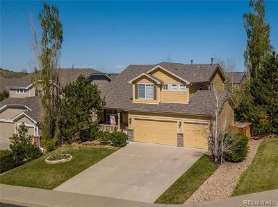 Castle Rock Single Family Home Active: 7348 Halite Court