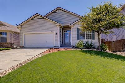 Parker CO Single Family Home Active: $439,900