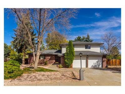 Longmont Single Family Home Active: 1516 Judson Drive