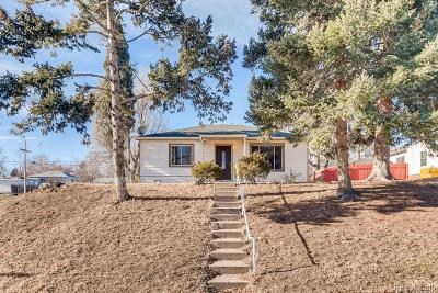 Denver Single Family Home Active: 795 South Navajo Street