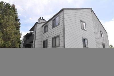 Lakewood Condo/Townhouse Under Contract: 10872 West Evans Avenue #3F