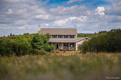 Sedalia Single Family Home Active: 3997 Christy Ridge Road