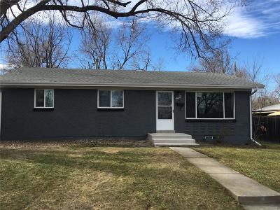 Arvada Single Family Home Active: 9654 West 56th Place