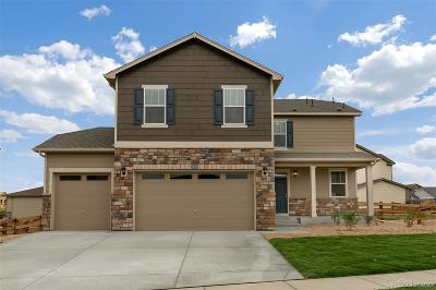Thornton Single Family Home Active: 15510 Quince Circle