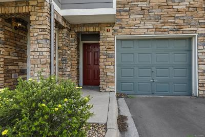 Littleton Condo/Townhouse Active: 2757 West Riverwalk Circle #G