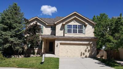 Highlands Ranch Single Family Home Active: 9425 Bexley Drive