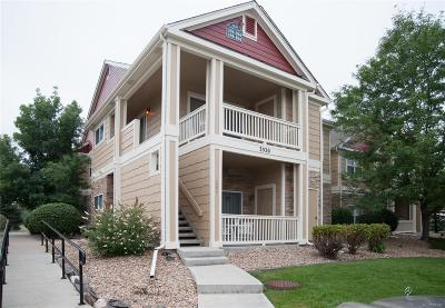 Broomfield Condo/Townhouse Active: 3330 Boulder Circle #204