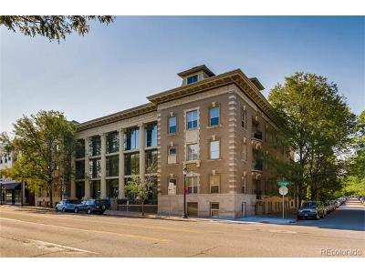 Alamo Placita, Capital Hill, Capitol Hill, Governor's Park, Governors Park Condo/Townhouse Active: 1210 East Colfax Avenue #102