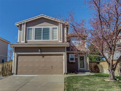 Highlands Ranch Single Family Home Under Contract: 4455 Lyndenwood Circle