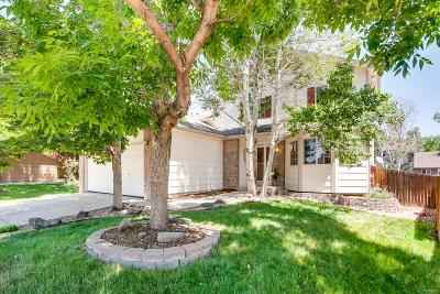Broomfield Single Family Home Under Contract: 12524 Elm Lane