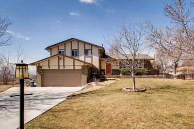 Arvada Single Family Home Under Contract: 7305 Holland Street