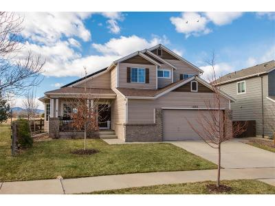 Erie Single Family Home Under Contract: 1680 Daily Drive