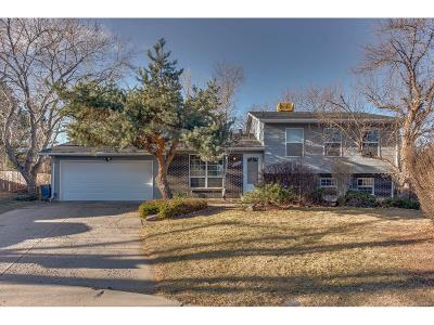 Lakewood Single Family Home Under Contract: 3835 South Moore Street