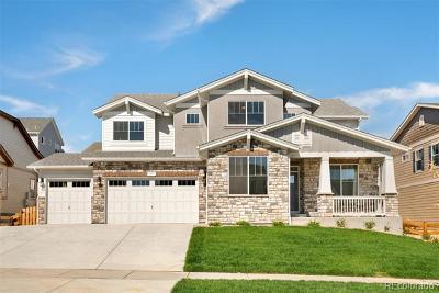 Leyden Rock Single Family Home Active: 8833 Crestone Street