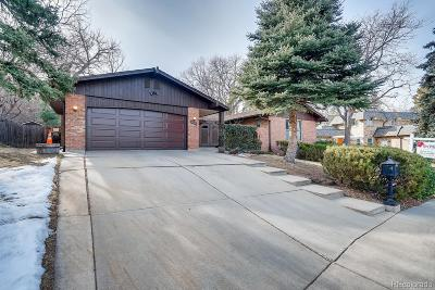 Lakewood Single Family Home Under Contract: 10892 West 28th Place