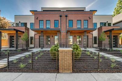 Denver Condo/Townhouse Active: 512 North Washington Street