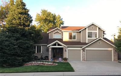 Highlands Ranch Single Family Home Active: 1947 Ross Lane
