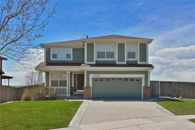 Commerce City Single Family Home Active: 10643 Joplin Street