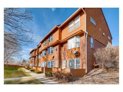 Denver Condo/Townhouse Active: 3300 West Florida Avenue #107