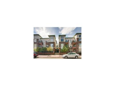 Uptown Condo/Townhouse Active: 1727 Pearl Street #207