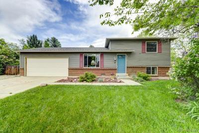 Boulder CO Single Family Home Active: $525,000