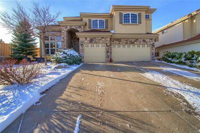 Castle Pines Single Family Home Under Contract: 12360 Tapadero Way