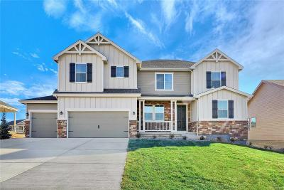 Spring Valley Ranch Single Family Home Active: 5605 En Joie Place