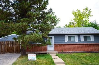 Westminster Single Family Home Under Contract: 7520 Wolff Street
