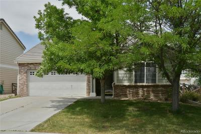 Commerce City Single Family Home Under Contract: 14973 East 116th Place