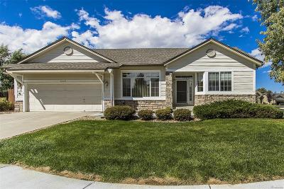 Parker Single Family Home Under Contract: 12643 South Dove Creek Court