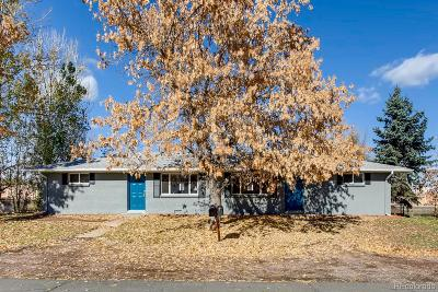Wheat Ridge Condo/Townhouse Active: 10705 West 48th Avenue
