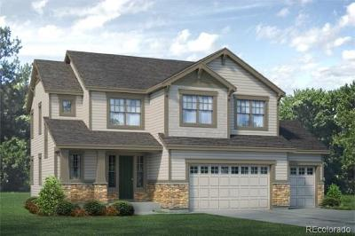 Berthoud Single Family Home Under Contract: 708 Ranchhand Drive
