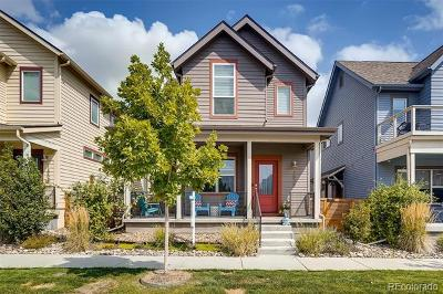 Denver Single Family Home Active: 1839 West 66th Avenue