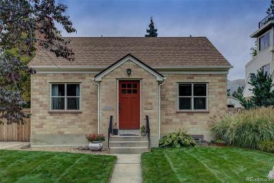 Golden Single Family Home Active: 2304 East Street