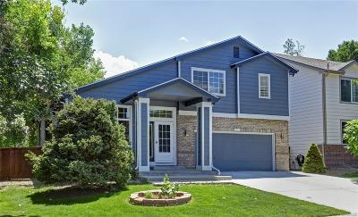 Highlands Ranch Single Family Home Active: 9461 Morning Glory Lane