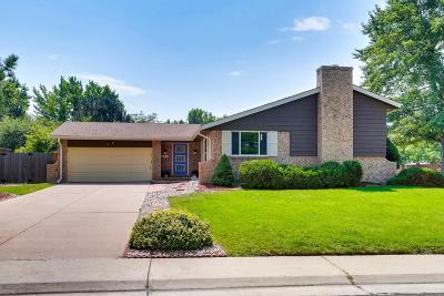 Centennial Single Family Home Active: 5903 South Birch Way