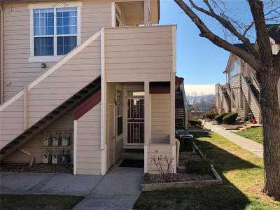 Littleton Condo/Townhouse Under Contract: 8381 South Upham Way #101