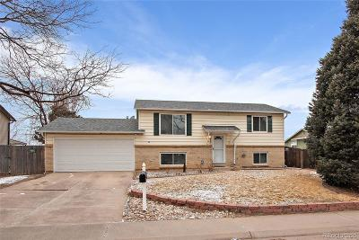 Aurora Single Family Home Active: 14853 East Colgate Drive