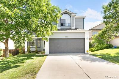 Highlands Ranch Single Family Home Under Contract: 9248 Mountain Brush Trail