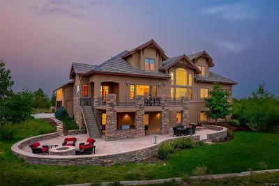Castle Rock CO Single Family Home Active: $1,200,000